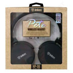 ΑΚΟΥΣΤΙΚΑ HP-06 BIG Bluetooth (Black)