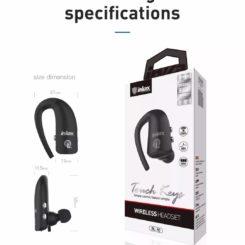ΑΚΟΥΣΤΙΚΟ BL-10 Bluetooth (Black)