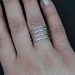 Δαχτυλίδι Stainless Steel Silver