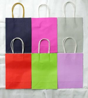 PAPER BAG 25x33x12cm.