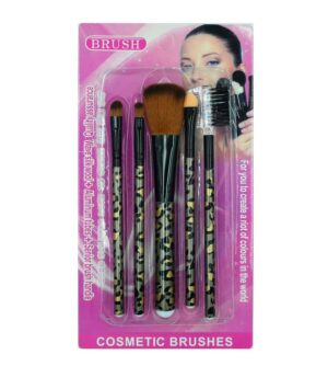 Makeup brush (5) PCS.