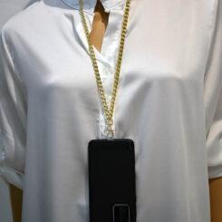 Αλυσίδα λαιμού για κινητό (35cm)